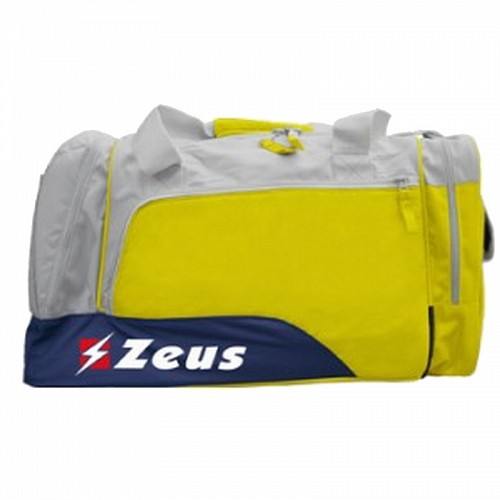 ΣΑΚΙΔΙΟ ZEUS BORSA CAPRI Yellow/Blue 32x23x54