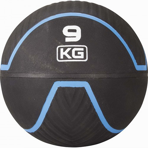 MEDICINE WALL BALL RUBBER 9kg AMILA 84744