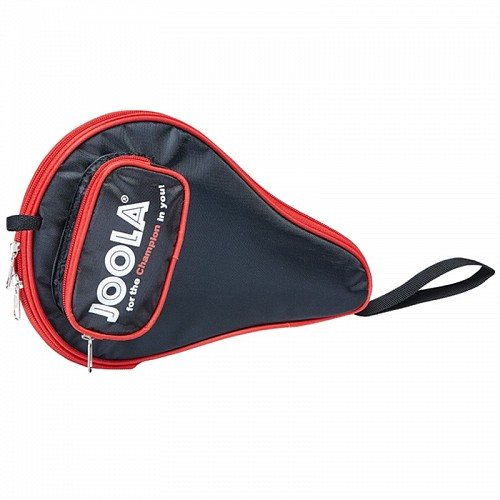 ΘΗΚΗ ΡΑΚΕΤΑΣ PING PONG JOOLA POCKET RED