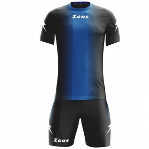 ΕΜΦΑΝΙΣΗ ΠΟΔΟΣΦΑΙΡΟΥ ZEUS SET ERCOLE SHORT SLEEVE BLACK/ROYAL