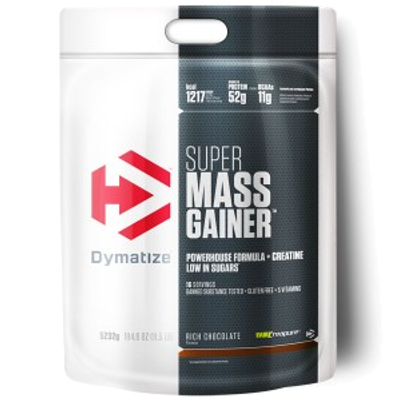 DYMATIZE SUPER MASS GAINER 5232gr