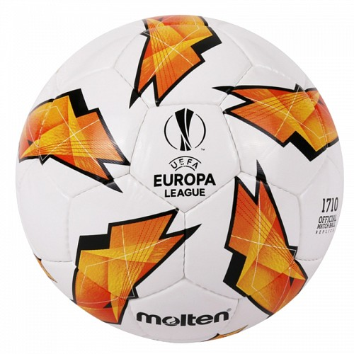 Μπάλα Ποδοσφαίρου Molten UEFA Europa League Matchball Replica F4U1710-G18