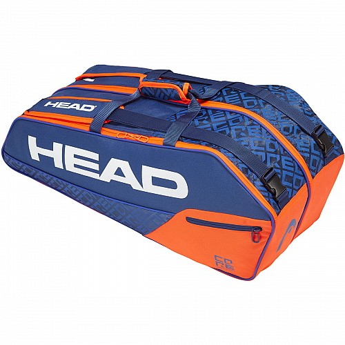 Τσάντα Tennis Head Core 6R Combi Μπλε 283519