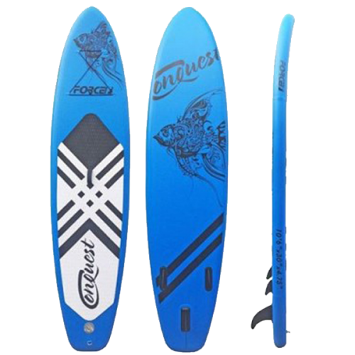 ΣΑΝΙΔΑ SUP FORCE CONQUEST 320cm BLUE