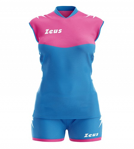 ΕΜΦΑΝΙΣΗ ΒΟΛΛΕΫ ZEUS SET SARA LIGHT ROYAL/PINK FLUO