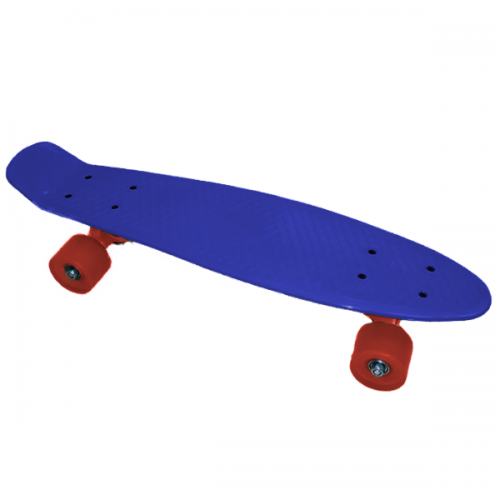 Pennyboard JollyWheelz Rainbow 14386-B Blue