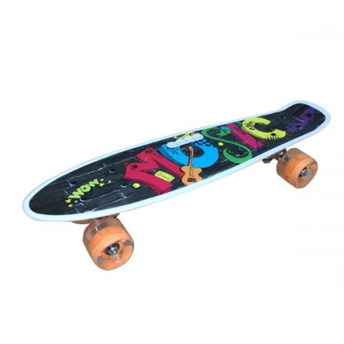 Pennyboard JollyWheelz Chaos 88403-M Music