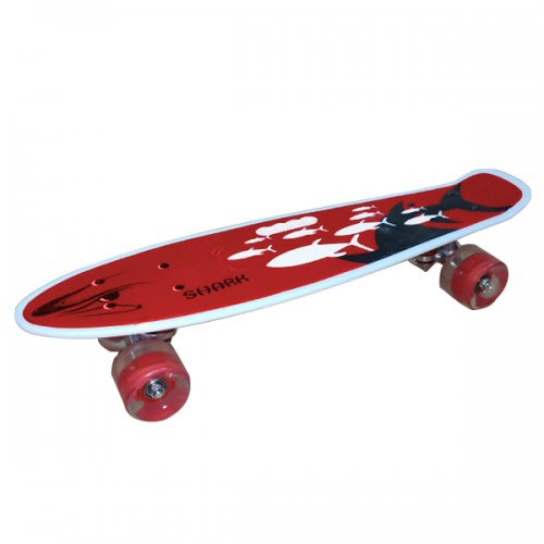 Pennyboard JollyWheelz Chaos 88403-S Shark