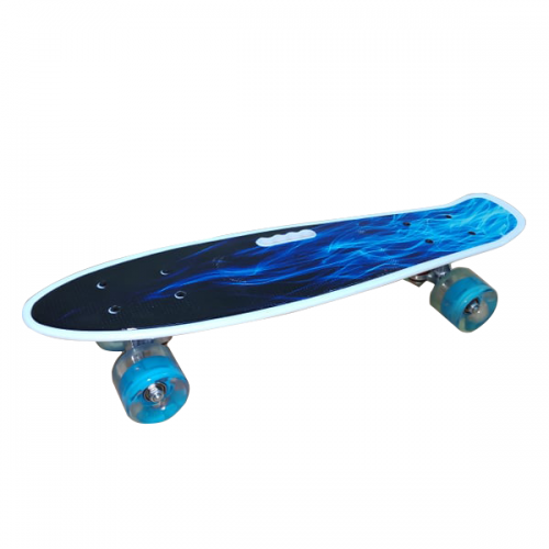Pennyboard JollyWheelz Chaos 88403-F Flames