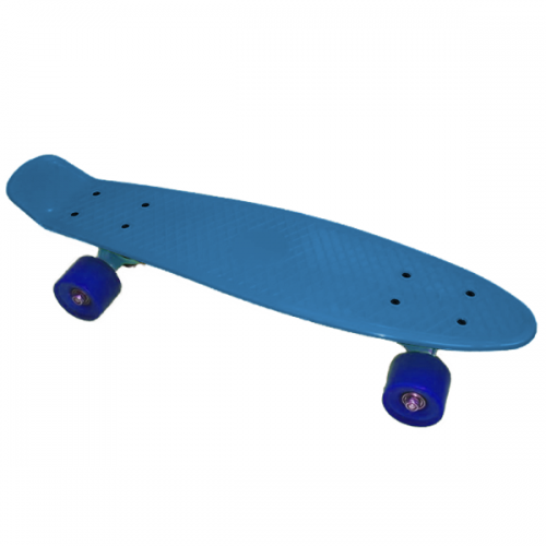 Pennyboard JollyWheelz Rainbow 14386-LB Light Blue