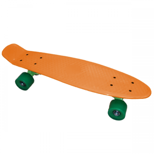 Pennyboard JollyWheelz Rainbow 14386-OR Orange