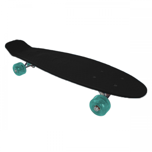 Pennyboard JollyWheelz Neon 69412-BLA Black
