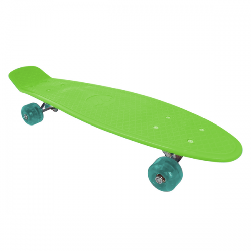 Pennyboard JollyWheelz Neon 69412-G Green
