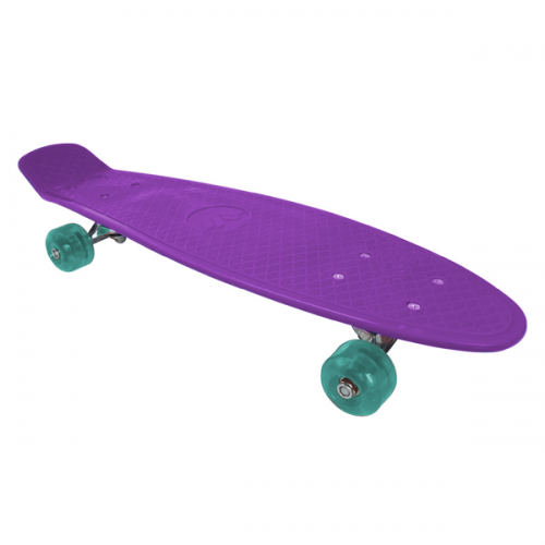 Pennyboard JollyWheelz Neon 69412-L Purple