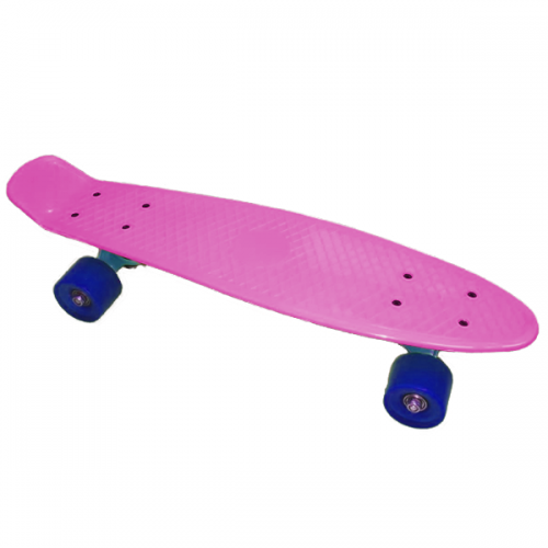 Pennyboard JollyWheelz Rainbow 14386-P Pink