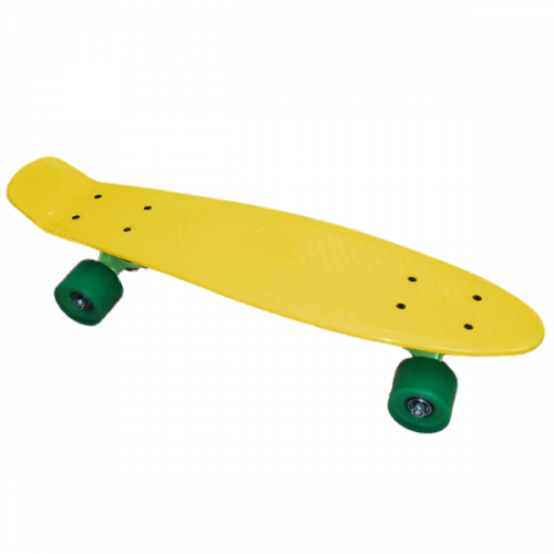 Pennyboard JollyWheelz Rainbow 14386-Y Yellow
