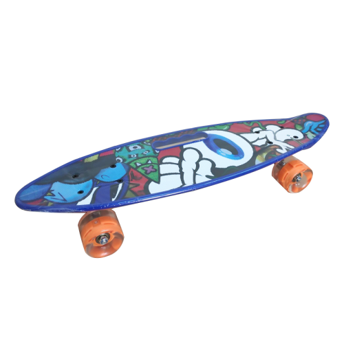 Pennyboard JollyWheelz ChaosPlus 88404-I Icy