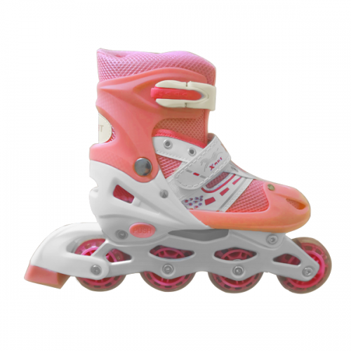 In-line Skates No35-38 XMBT 8807 Pink