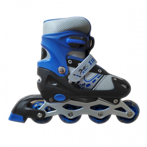 In-line Skates No35-38 XMBT 8807 Blue