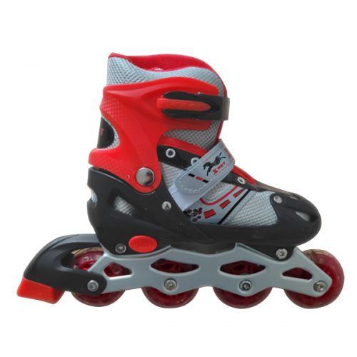 In-line Skates No35-38 XMBT 8807 Red