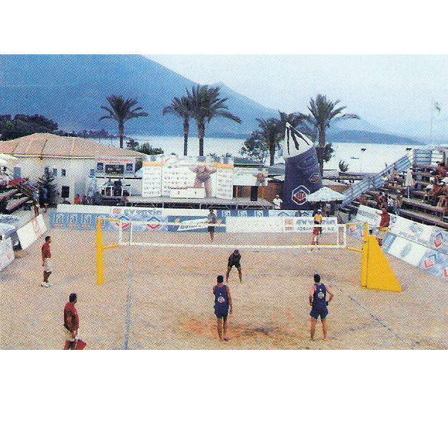 ΣΕΤ ΓΗΠΕΔΟΥ BEACH VOLLEY FOR BEACH BAR