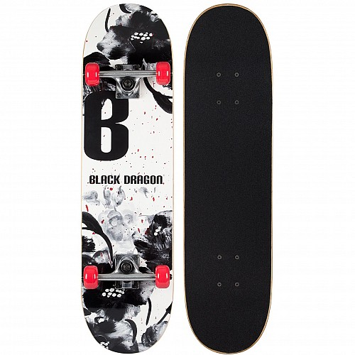 Skateboard Black Dragon Street Natives 52NS-BZR