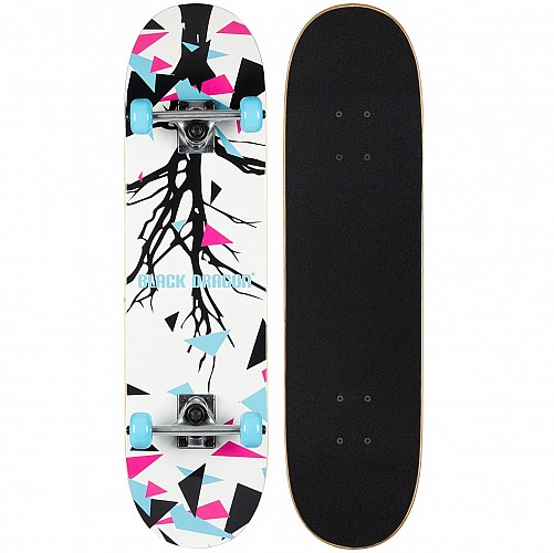Skateboard Black Dragon Street Natives 52NS-WZL