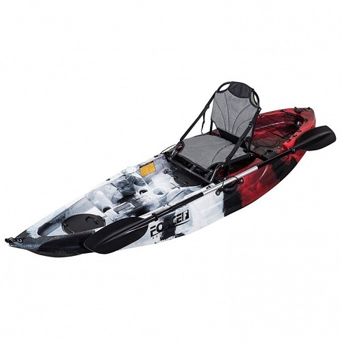 Kayak Force Andara Sot Full 1 Κόκκινο