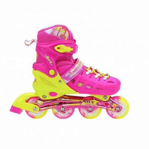 In-Line Skates Nils Extreme NA1005A No39-42 Pink