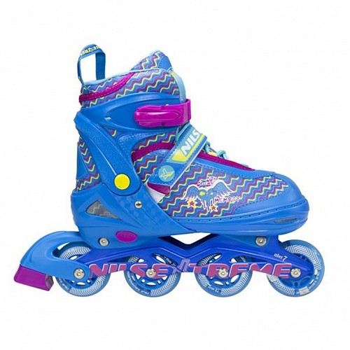 In-Line Skates Nils Extreme NJ4613 No38-41 Blue