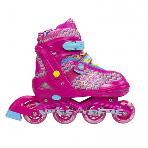 In-Line Skates Nils Extreme NJ4613 No30-33 Pink