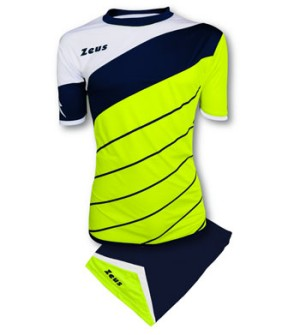 ΕΜΦΑΝΙΣΗ ΒΟΛΛΕΫ ZEUS SET LYBRA UOMO YELLOW.FLUO/BLUE