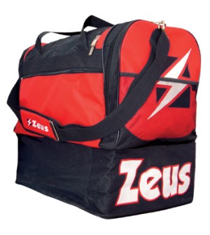 ΣΑΚΙΔΙΟ ZEUS BORSA DELTA Red/Black 48x50x29cm