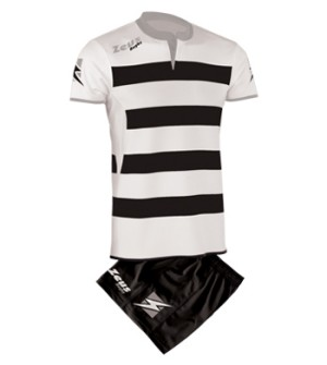 ΕΜΦΑΝΙΣΗ RUGBY ZEUS SET RECCO BLACK/WHITE