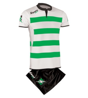 ΕΜΦΑΝΙΣΗ RUGBY ZEUS SET RECCO GREEN/WHITE