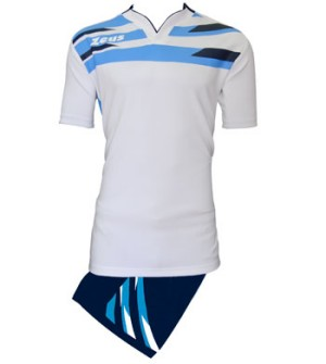 ΕΜΦΑΝΙΣΗ RUGBY ZEUS SET EAGLE WHITE/L.BLUE