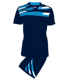 ΕΜΦΑΝΙΣΗ RUGBY ZEUS SET EAGLE BLUE/L.BLUE