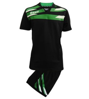 ΕΜΦΑΝΙΣΗ RUGBY ZEUS SET EAGLE BLACK/GREEN