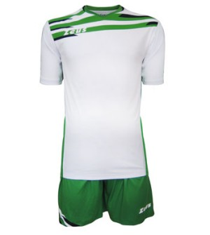 ΕΜΦΑΝΙΣΗ ΒΟΛΛΕΫ ZEUS SET ITACA UOMO WHITE/GREEN