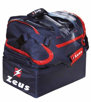 ΣΑΚΙΔΙΟ ZEUS BORSA FAUNO MEDIUM Navy/Red