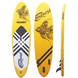 ΣΑΝΙΔΑ SUP FORCE CONQUEST 305cm YELLOW