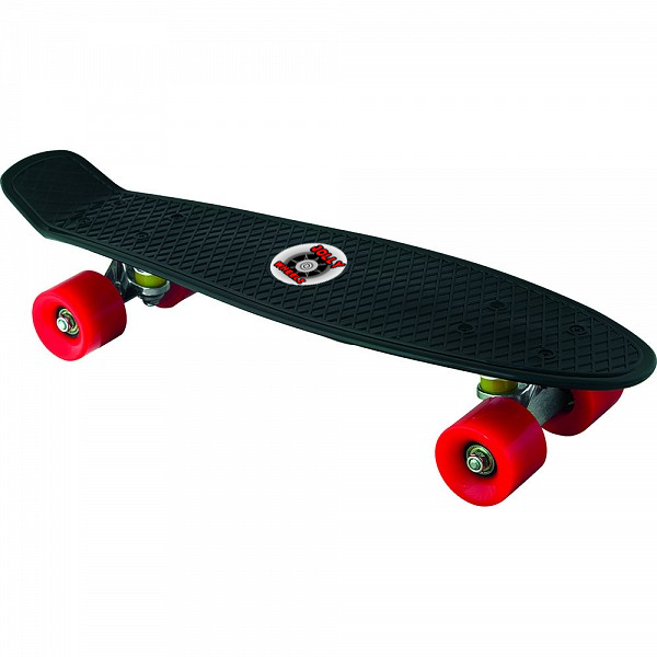 Pennyboard Jolly Wheelz Turbo 69415-B Black