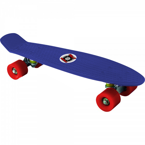 Pennyboard Jolly Wheelz Rainbow 14386-B Blue