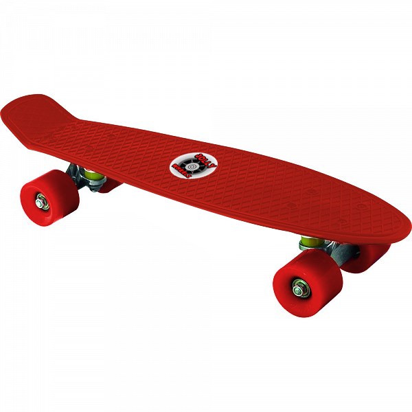 Pennyboard Jolly Wheelz Rainbow 14386-R Red