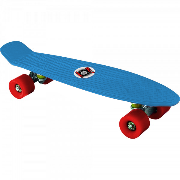 Pennyboard Jolly Wheelz Rainbow 14386-LB Light Blue